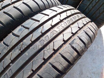 Летниe шины Maxtrek Maximus m1 195/55 16 дюймов б/у в Челябинске