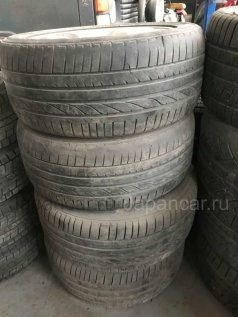 Летниe колеса Bridgestone Dueler 255/50 19 дюймов Bmw б/у во Владивостоке