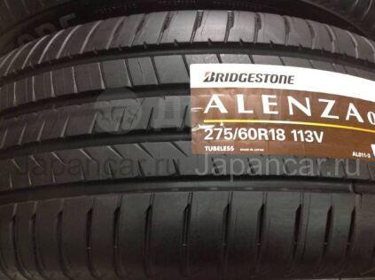 Летниe шины Bridgestone Alenza 001 275/60 18 дюймов новые во Владивостоке