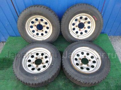 Зимние шины Bridgestone Blizzak revo gz 205/70 15 дюймов б/у во Владивостоке