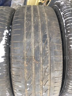 Летниe колеса Bridgestone Dueler h/p 225/55 17 дюймов A-tech ширина 7 дюймов вылет 50 мм. б/у в Хабаровске
