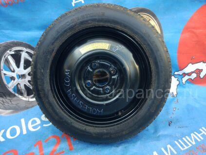 Всесезонные колеса Bridgestone 135/80 15 дюймов Honda б/у в Новосибирске