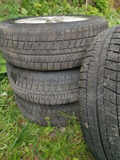 Зимние шины Bridgestone Blizzak vrx 195/60 16 дюймов б/у в Новосибирске