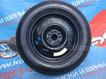 Всесезонные колеса Goodyear 175/90 18 дюймов Япония б/у в Новосибирске