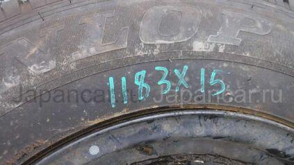 Летниe шины Toyota Hiace 195/80 15 дюймов б/у во Владивостоке