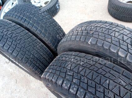 Зимние шины Bridgestone Blizzak dm-v1 225/70 16 дюймов б/у в Челябинске