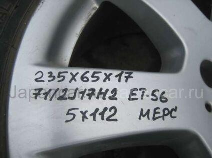 Колеса Mercedes 235/65 18 дюймов б/у в Новосибирске