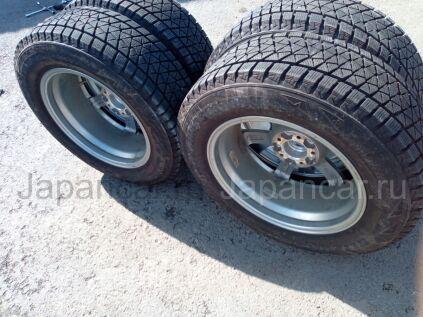 Зимние шины Bridgestone Blizzak dm-v2 225/65 17 дюймов б/у в Челябинске