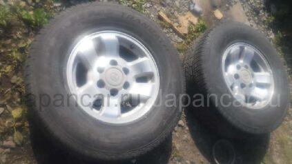 Летниe колеса Toyota Hilux surf 265/70 16 дюймов б/у во Владивостоке