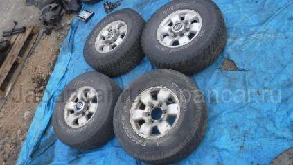 Всесезонные колеса Nissan Terrano 315/10.5 15 дюймов б/у во Владивостоке