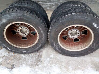 Диски 17 дюймов Toyota ширина 7.5 дюймов вылет 30 мм. б/у в Челябинске