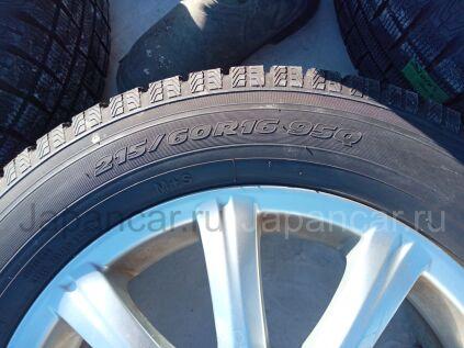 Зимние шины Toyo Garit g5 215/60 16 дюймов б/у в Челябинске