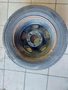 Всесезонные шины dunlop graspic ds3 215/65 16 дюймов б/у в Комсомольске-на-Амуре