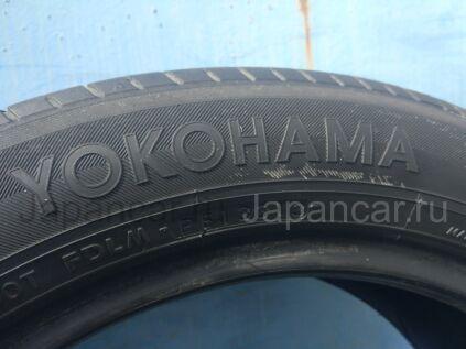 Летниe шины Yokohama Db decibel e70 215/55 17 дюймов б/у в Новосибирске