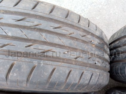 Летниe шины Bridgestone Nextry ecopia 215/65 16 дюймов б/у в Челябинске