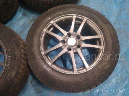 Зимние колеса Bridgestone Blizzak revo1 215/60 16 дюймов Blest вылет 5 мм. б/у в Барнауле