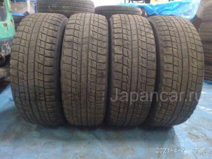 Зимние шины Bridgestone Blizzak revo1 215/60 16 дюймов б/у в Барнауле