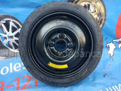 Всесезонные колеса Dunlop 135/70 15 дюймов Honda б/у в Новосибирске