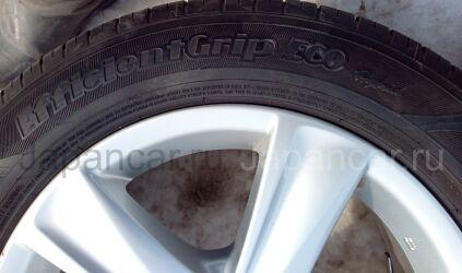 Летниe шины Goodyear Efficientgrip eco 215/60 16 дюймов б/у в Челябинске
