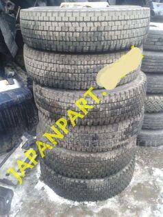 Зимние колеса Dunlop Dectes sp001 225/90 175 дюймов Япония б/у во Владивостоке