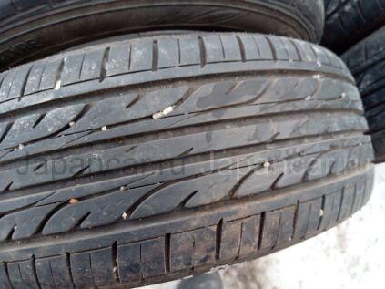 Летниe шины Dunlop Enasave ec202 195/60 15 дюймов б/у в Челябинске