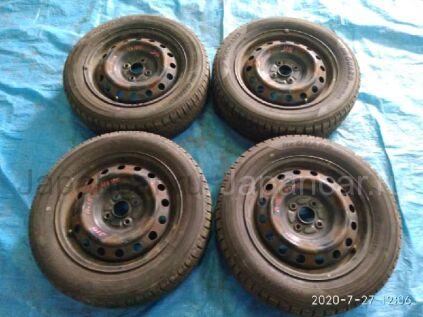 Зимние колеса Yokohama Ice guard ig50 175/65 15 дюймов Toyota б/у в Барнауле