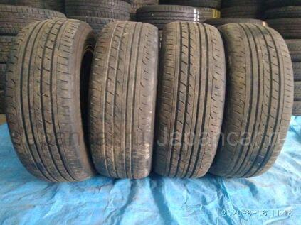 Летниe шины Dunlop Enasave rv503 205/55 16 дюймов б/у в Барнауле