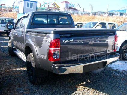 Крышка багажника на Toyota Hilux Pick Up в Находке