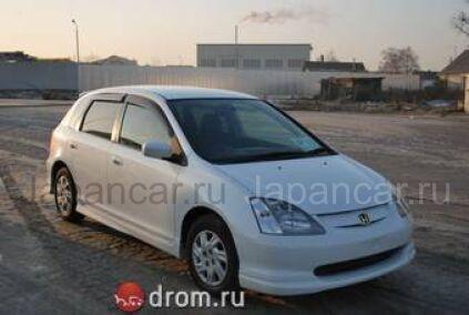 Губа на Honda Civic во Владивостоке
