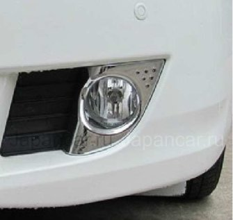 Накладки на фары на Honda Accord в Уссурийске