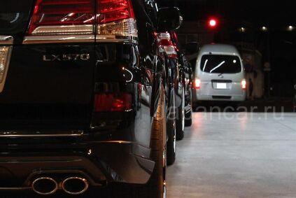 Расширители колесных арок на Toyota Lexus во Владивостоке