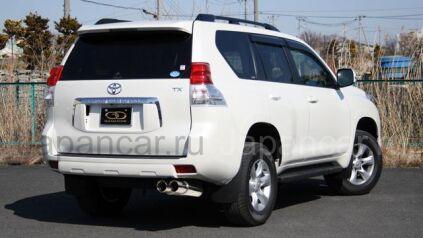 Выпускной коллектор на Toyota Land Cruiser Prado во Владивостоке