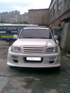 Комплект аэрообвесов на Toyota Land Cruiser Prado во Владивостоке