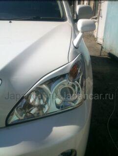 Накладки на фары на Lexus RX во Владивостоке