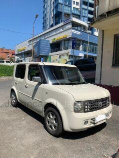Nissan Cube 2003 года во Владивостоке