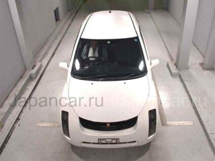 Toyota Will 2002 года во Владивостоке