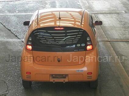 Toyota Will 2004 года во Владивостоке