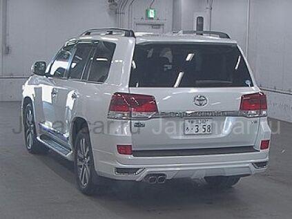 Toyota Land Cruiser 2015 года во Владивостоке