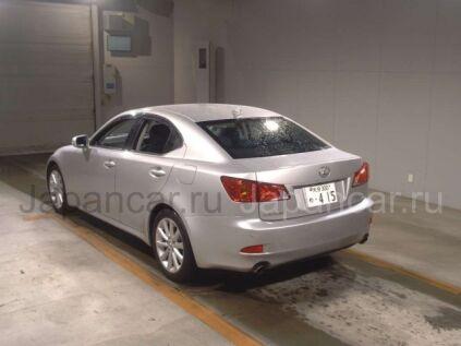 Lexus IS250 2009 года во Владивостоке