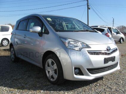 Toyota Ractis 2012 года в Уссурийске