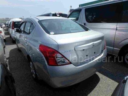 Nissan Latio 2013 года в Японии, KOBE