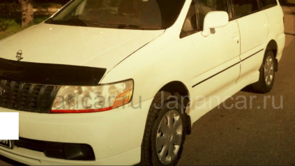 Nissan Bassara 2001 года в Тынде