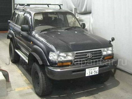 Toyota Land Cruiser 1995 года во Владивостоке