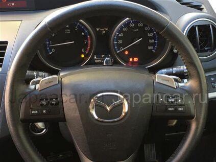 Mazda Axela 2013 года в Японии