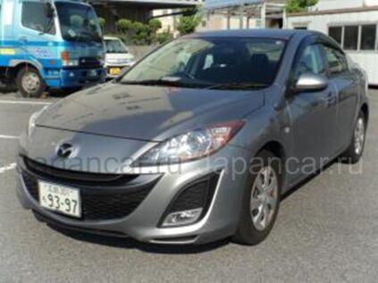 Mazda Axela 2011 года в Японии