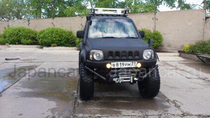 Suzuki Jimny Wide 1998 года в Комсомольске-на-Амуре