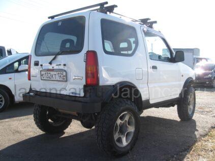 Suzuki Jimny Wide 2000 года в Уссурийске