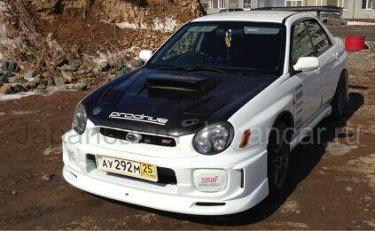 Subaru Impreza WRX 2002 года в Артеме