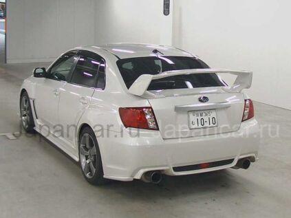 Subaru Impreza WRX 2010 года в Японии