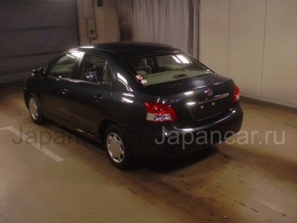 Toyota Belta 2009 года в Японии, TOKYO